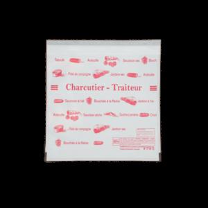 pochette adhésive 25x25 cm