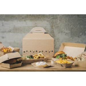 Gamme Delivery pour préparation de commande avec boîte Click&Collect
