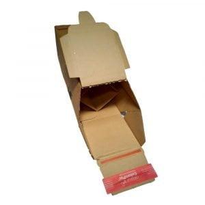 Carton haute protection pour une bouteille