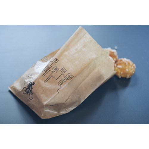 Sac snacking Delivery 105 - 18+7x28 cm